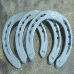 More Forge Riding Horseshoes  ( MF patent shoes )