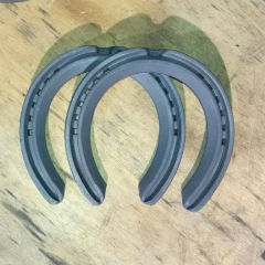 Concave Horseshoes (  More Forge patent design )